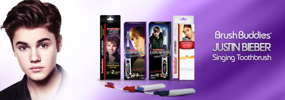 Justin Bieber Product Line